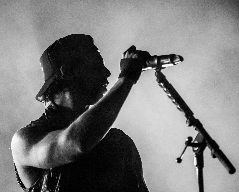 Bullet For My Valentine Lead Singer Matthew Tuck Kc Concerts