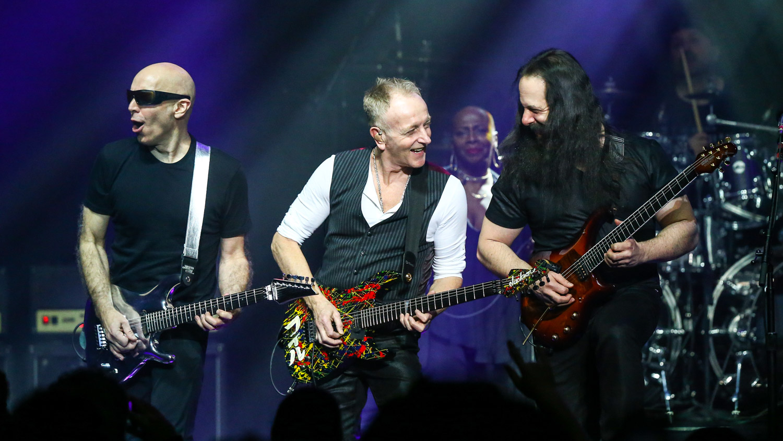 G3 2007: Petrucci, Satriani & Gilbert – Modern Guitarist