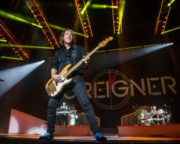 Jeff Pilson, bass guitarist of Foreigner