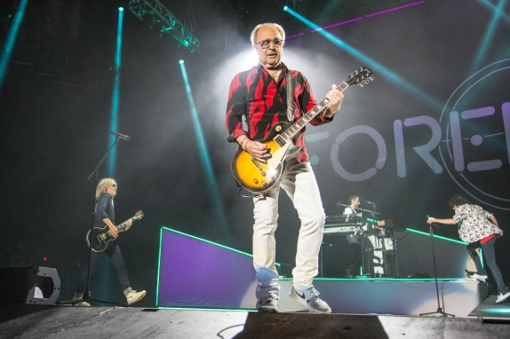 Mick Jones, lead guitarist of Foreigner