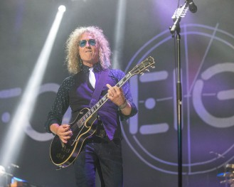 Bruce Watson, guitarist of Foreigner