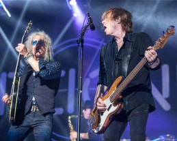 Bruce Watson and Jeff Pilson of Foreigner