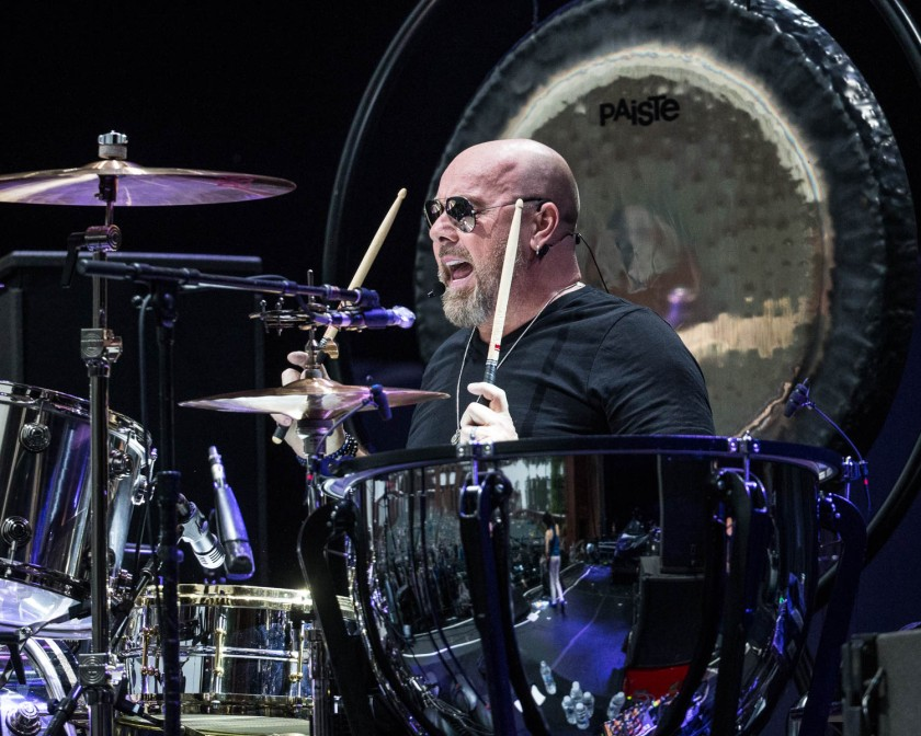 Jason Bonham, drummer of Jason Bonham's Led Zeppelin Experience