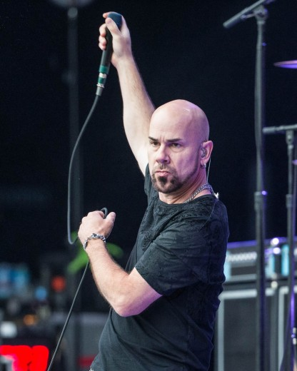 James Dylan, vocalist of Jason Bonham's Led Zeppelin Experience