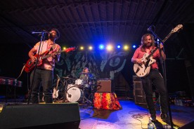 Devon Gilfillian performing at The Truman in Kansas City, Missouri on July 16, 2018