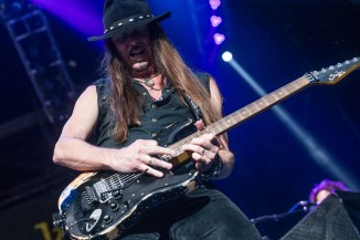 Reb Beach, guitarist of Whitesnake
