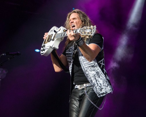 Joel Hoekstra, guitarist of Whitesnake