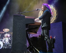 Michele Luppi, keyboardist of Whitesnake