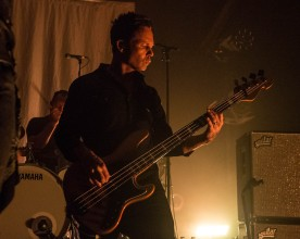 Matt Noveskey, bass guitarist of Blue October
