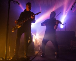Will Knaak and Ryan Delahoussaye of Blue October