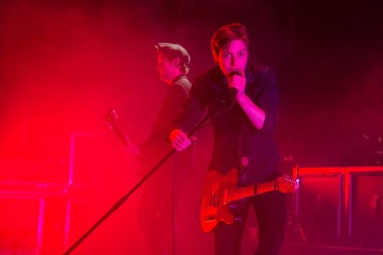 "Ryan ""Van"" McCann, lead singer of Catfish and the Bottlemen"