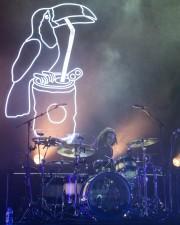 Bob Hall, drummer of Catfish and the Bottlemen