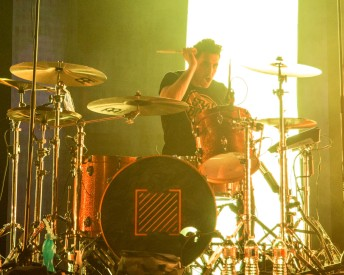 Gabe Helguera, drummer of I Prevail