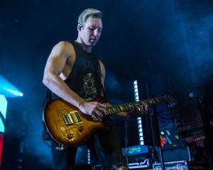 Steve Menoian, guitarist of I Prevail