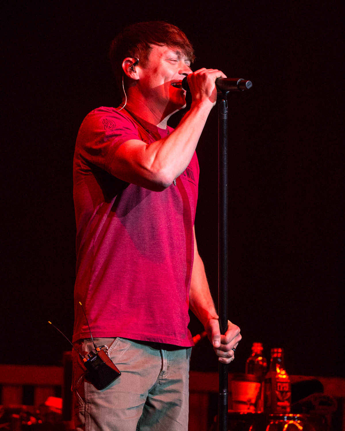 Brad Arnold, lead vocalist of 3 Doors Down