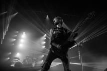 Eric Bass, bass guitarist of Shinedown