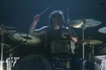 Barry Kerch, drummer of Shinedown