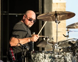 Bob Horner, drummer of Switch