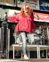 Monica McBride, vocalist of Switch