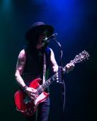 Tommy Henricksen, guitarist for Alice Cooper