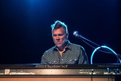 Ben Wilson, keyboardist of Blues Traveller