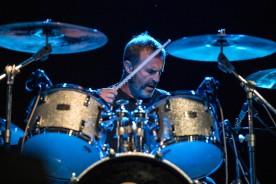 Brendan Hill, drummer of Blues Traveller