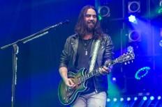 Joe Hottinger, guitarist of Halestorm