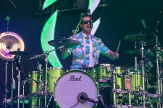 Arejay Hale, drummer of Halestorm