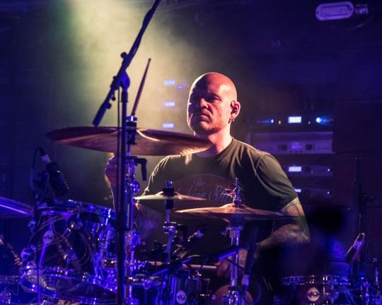 Dango Empire, drummer for Scott Stapp