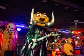 Slayer MacCheeze, guitarist of Mac Sabbath