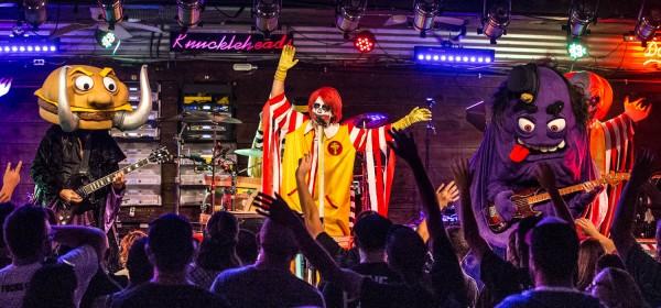 Mac Sabbath performing at Knuckleheads Saloon in Kansas City, Missouri on July 31, 2019
