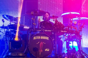 Scott Phillips, drummer of Alter Bridge