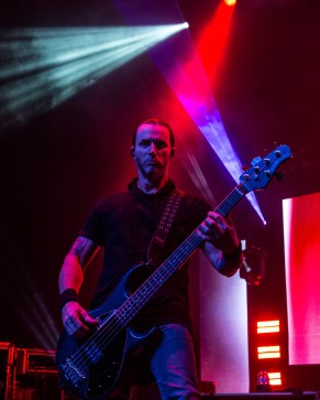 Brian Marshall, bass guitarist of Alter Bridge