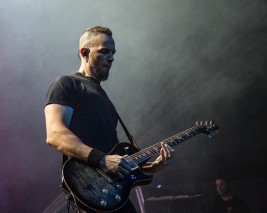 Mark Tremonti, guitarist of Alter Bridge