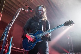 Thomas Youngblood, lead guitarist of Kamelot
