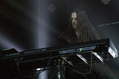 Oliver Palotai, keyboardist of Kamelot