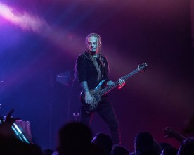 Sean Tibbetts, bass guitarist of Kamelot