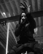 Tommy Karevik, lead vocalist of Kamelot