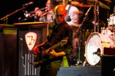 Joe Bonamassa's bass guitarist Michael Rhodes