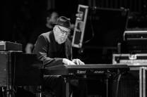 Joe Bonamassa's keyboardist Reece Wynans