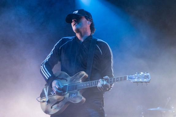 Tom DeLonge, lead vocalist of Angels and Airwaves