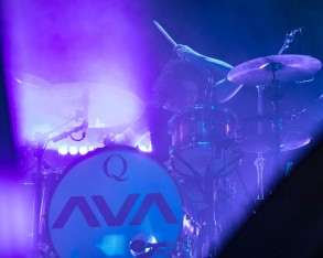 Ilan Rubin, drummer of Angels and Airwaves