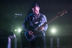 Matthew Rubano, touring bass guitarist of Angels and Airwaves
