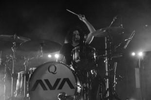 Ilan Rubin, drummer of Angels and Airwaves