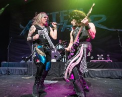 Michael Starr and Satchel of Steel Panther