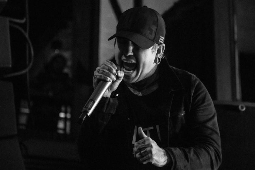 Craig Mabbitt, lead vocalist of Escape the Fate