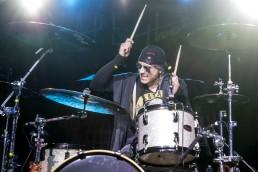 Robert Ortiz, drummer of Escape the Fate