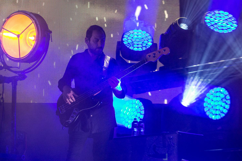 Martín Méndez, bass guitarist of Opeth