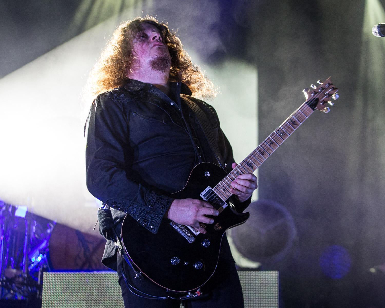 Fredrik Åkesson, guitarist of Opeth