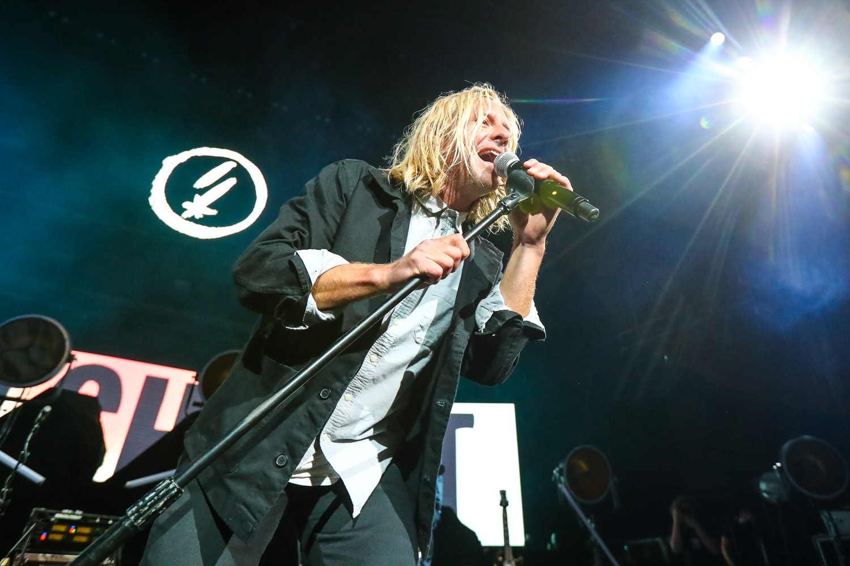 Jon Foreman, lead vocalist of Switchfoot